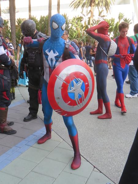 WonderCon 2015 - Marvel Cosplay