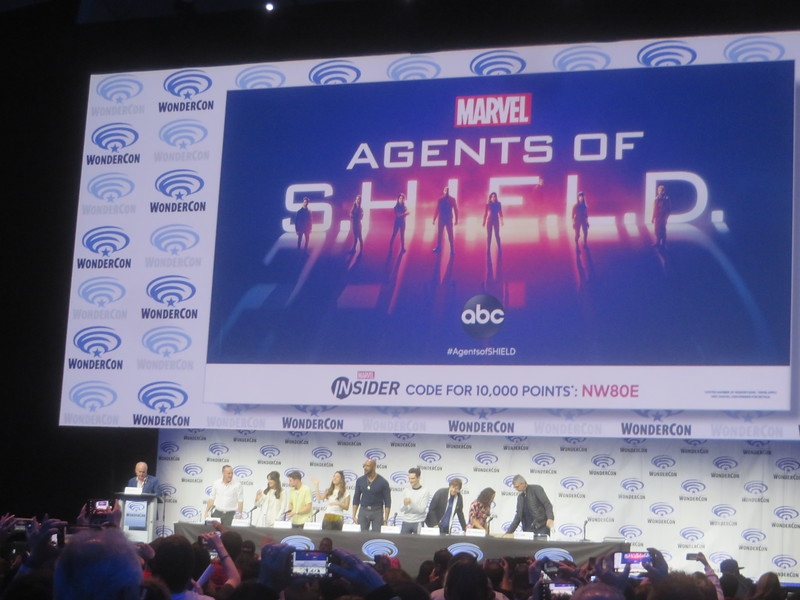 WonderCon 2019: Marvel's AGENTS OF S.H.I.E.L.D. brings upcoming previews, announcements, and more