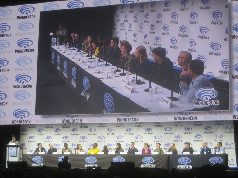 WonderCon 2019: FEAR THE WALKING DEAD brings packed panel, season five preview