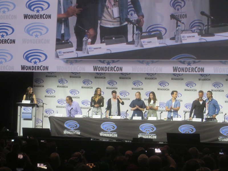 WonderCon 2019: CW's THE 100 brings cast and creators to Anaheim with previews and surprise reveals