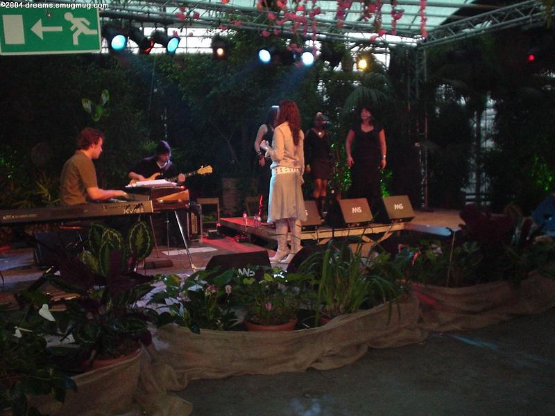 """<a href=""""http://www.rose.nu/"""">Rose</a>, an upcoming Dutch Soul, Jazz and Funk singer"""