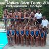 Dive Team - 2002