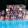 WV Swim Team 1996