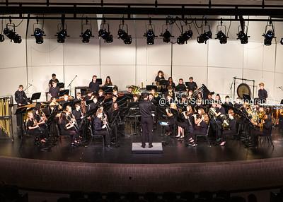 Woodbury HS Band (2019)