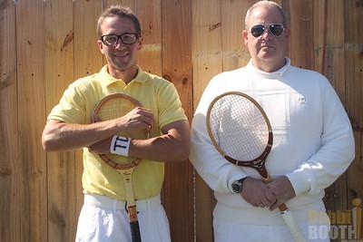 Wooden Racquet Classic 2013