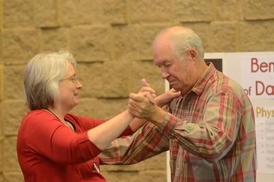 Woodridge Hosts Wellness Fair