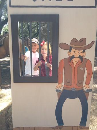 Woodside Junior Rodeo 2014