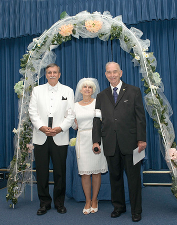 Woody and Shirley--50th Anniversary.