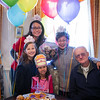 Woo's 6th birthday celebration with Lolo and Lola, 11/14/14, Ellicott City, MD