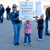 Worcester Tea Party Protest; April 15, 2009; Over 2000 people attended.