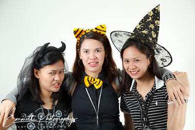 ISG Halloween Party 2009-61