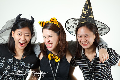 ISG Halloween Party 2009-65
