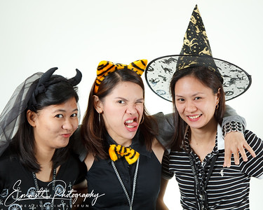 ISG Halloween Party 2009-64
