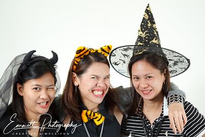 ISG Halloween Party 2009-63
