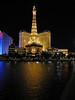 Network.com setup in Vegas, Paris Hotel