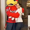 """Slapshot visits Carpathia Hosting brining a """"Mother's Day Gram"""" to CEO Peter Webber  : Making the rounds"""