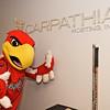 "Slapshot visits Carpathia Hosting brining a ""Mother's Day Gram"" to CEO Peter Webber"