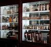 St Augustine Old Drugstore - Drug Storage Bottles