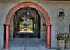 St Augustine - St Augustine Gallery & Lightner Museum entrance (HDR)