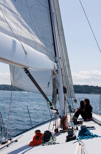 Workspaces Sailing Trip