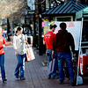 "Volunteers of the Boulder County AIDS Project encourage people to signb their board on the Pearl Street Mall on Friday.<br /> The Boulder County AIDS Project (BCAP) has planned an entire weekend of activities to commemorate the event, including an HIV Awareness Campaign on Pearl Street to speak with passers-by about HIV prevention, World AIDS Day, and the reality that AIDS is not over. BCAP will then welcome the Resonance Women's Chorus and the Denver Gay Men's Chorus, directed by Mark Stamper, who will present a World AIDS Day Concert from 2:00 – 3:30 pm at the First Methodist Church on Sunday.  BCAP volunteers will be supporting KBCO's Studio C CD sales, and several restaurants are participating with benefit days as well.  The full schedule can be found at  <a href=""http://www.bcap.org"">http://www.bcap.org</a>.<br /> For a video and more photos, go to  <a href=""http://www.dailycamera.com"">http://www.dailycamera.com</a>.<br /> Cliff Grassmick  / November 30, 2012"