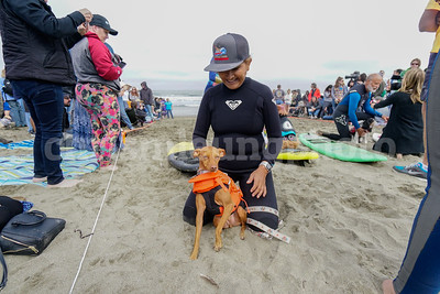 8/4/18:  2018 World Dog Surfing Championships at Linda Mar Beach in Pacifica, Ca. All Rights Reserved. Image created by Chris M. Leung.