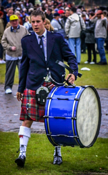 The 2001 World Pipeband Championships