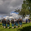 Pipe Band Practise