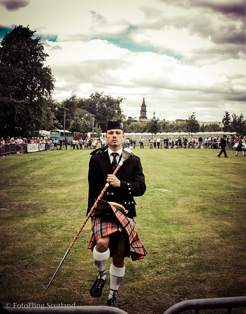 World Pipeband Championships