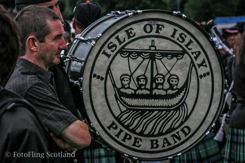 Isle of Skye Pipe Band