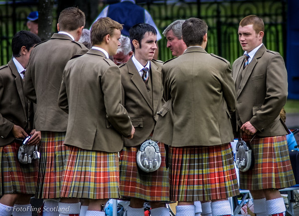 Kiltie Gathering World PipebandChampionships