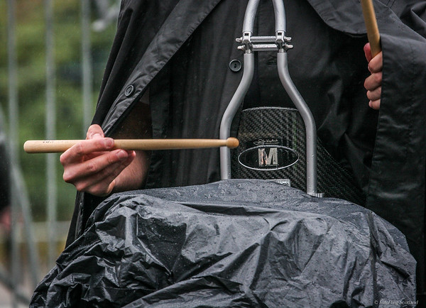 Drumming in the Rain