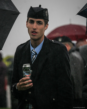 A Beer in the Rain