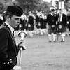 Drum Major at World Pipeband Championships 2007