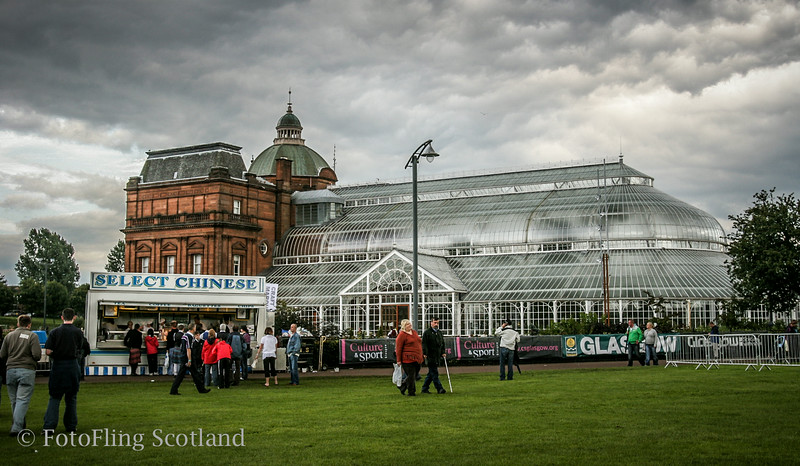 Winter Gardens, Glasgow Green