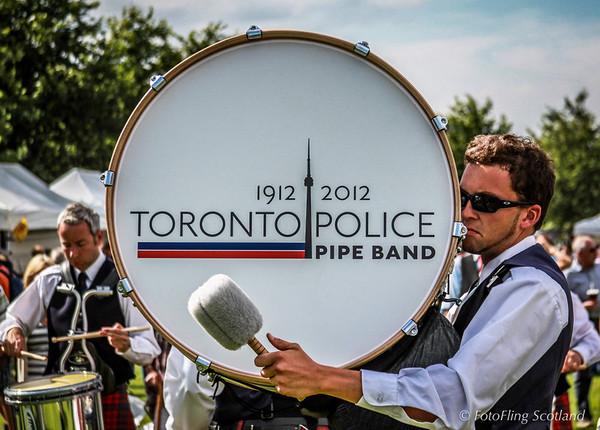 Toronto Police Pipe Band