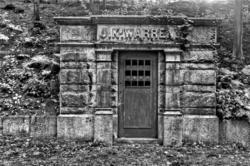 Smaller Mausoleum