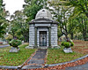 HDR of Mausoleum