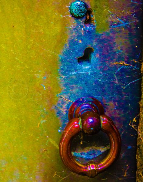 Crypt Door Knob