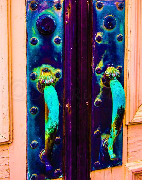 Tuckerman Door Handles gone wild