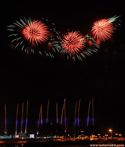 World fireworks championship 2010, Qurum natural park, Muscat, Oman. Day 1: Vulcan  Watch the full length video of Vulcan's display here: http://vimeo.com/17952163