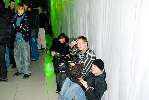 WOW: Cataclysm launch in Kiev