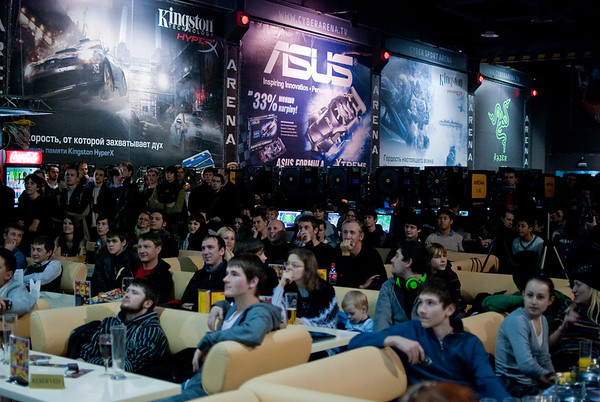 World of Warcraft: Cataclysm launch in Kiev