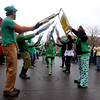 "The Paddy O' Furniture Drill Team is always a crowd pleaser in the parade with their unique routines.<br /> The annual World's Shortest St Patrick's Day Parade was held in front of Conor O'Neills on Sunday.<br /> For more photos and a video, go to  <a href=""http://www.dailycamera.com"">http://www.dailycamera.com</a>.<br /> Cliff Grassmick / March 14, 2010"