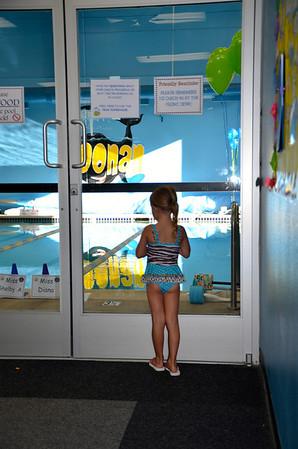 Worlds largest Swim lesson 2014