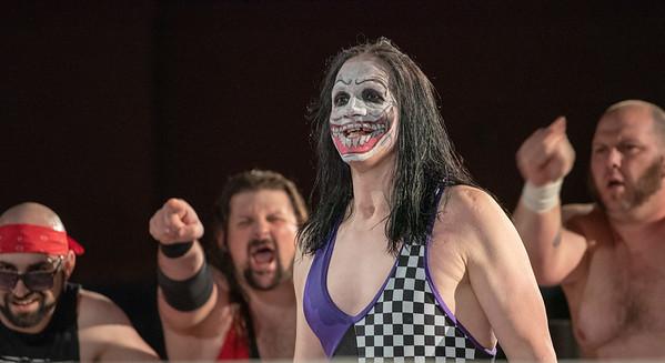 Wrestling at the Phoenix   3-29-2019