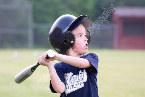 Wyatt - T-Ball 6/11/2012