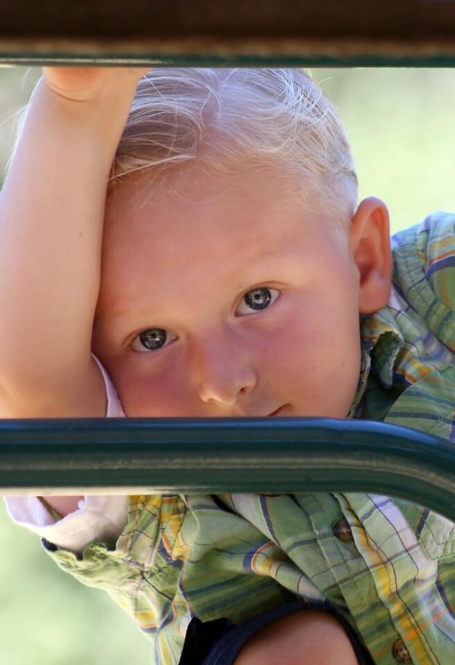 Beautiful boy Wyatt C