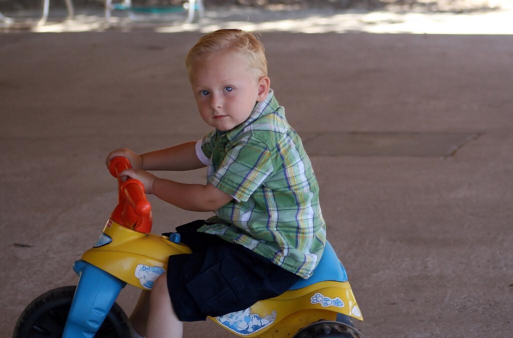 Tricycle Wyatt 1