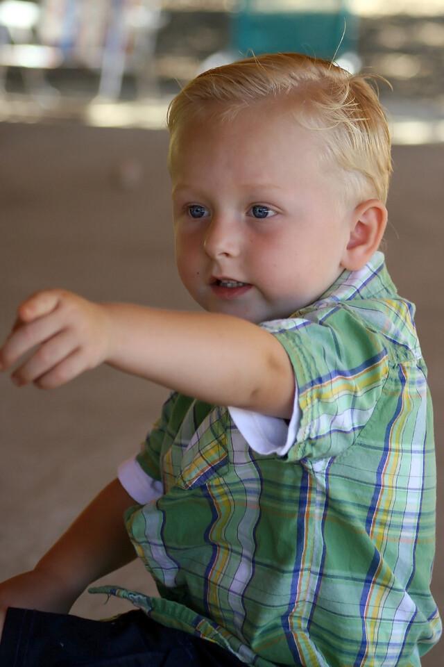 Birthday boy Wyatt 3